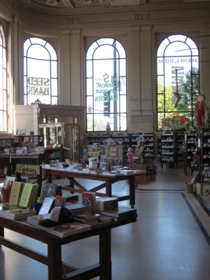 Petaluma Seed Bank interior 3