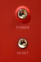 Power Reset buttons