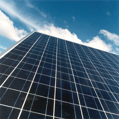 Schott Solar Photovoltaic Panel
