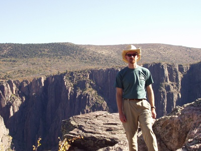 Black Canyon of the Gunnison National Park - I Love Straw Hats!