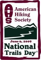 National Trails Day 2009 Logo