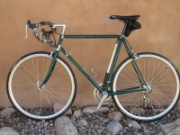 Road Bike with new Powder Coat